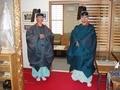 令和3年9月 西野神社 秋まつり(例祭直前の神職)