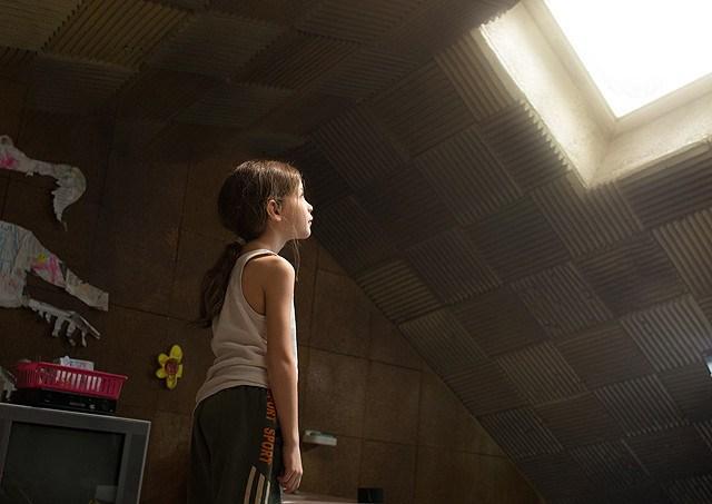 映画「ルーム」のジェイコブ・トレンブレイ