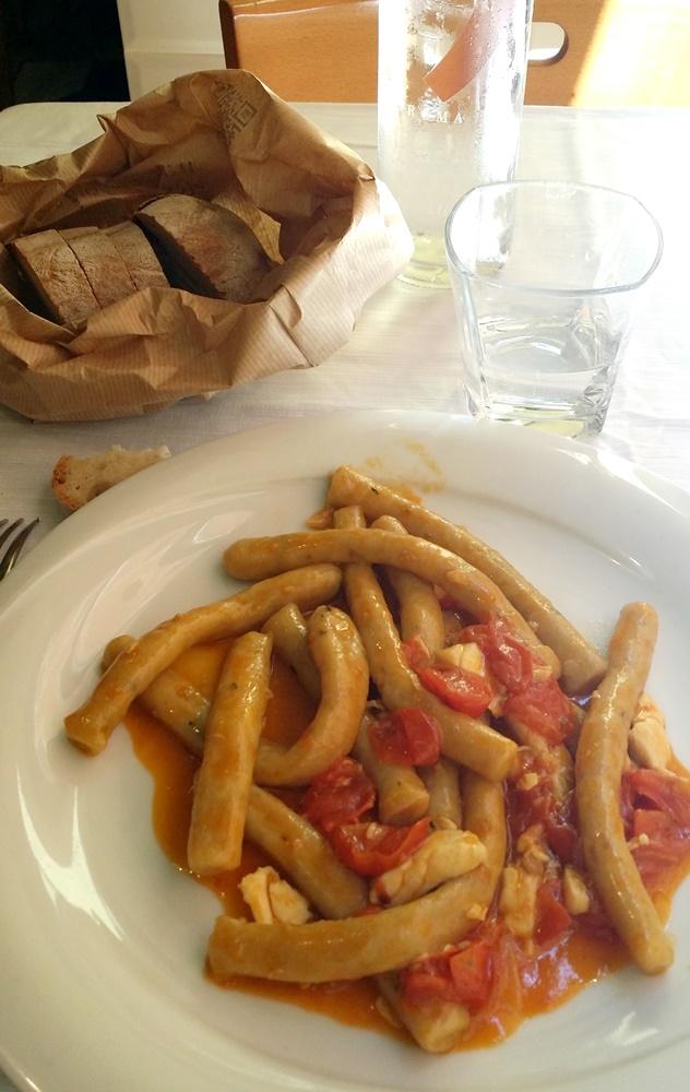 Baghettoの謎料理