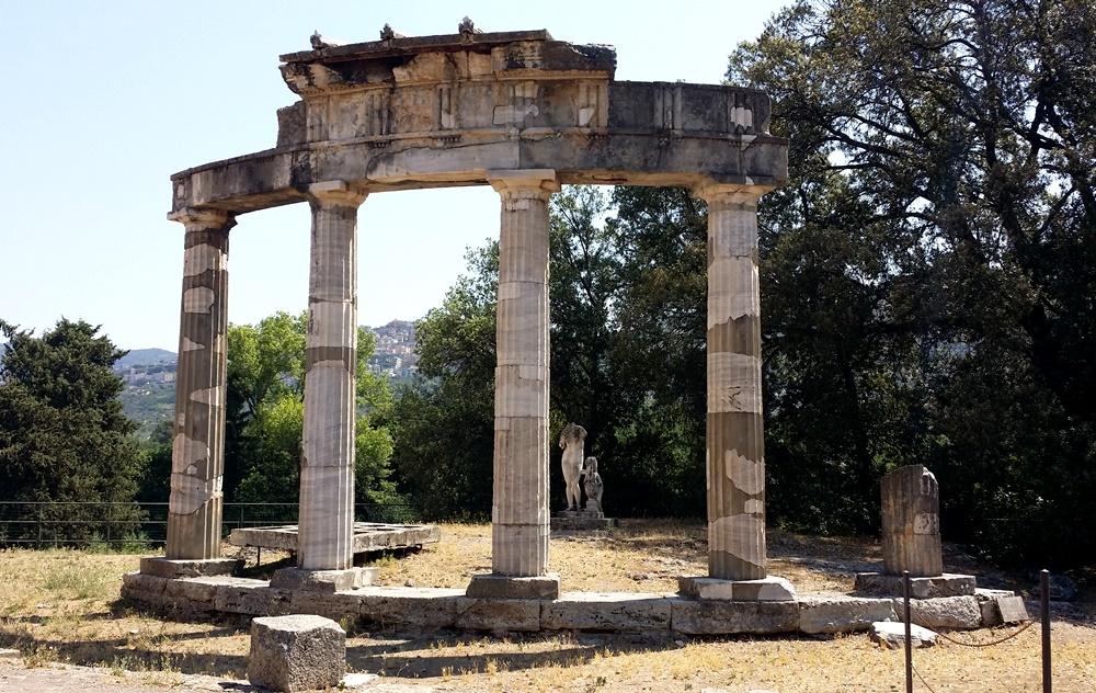 ヴィーナスの小神殿