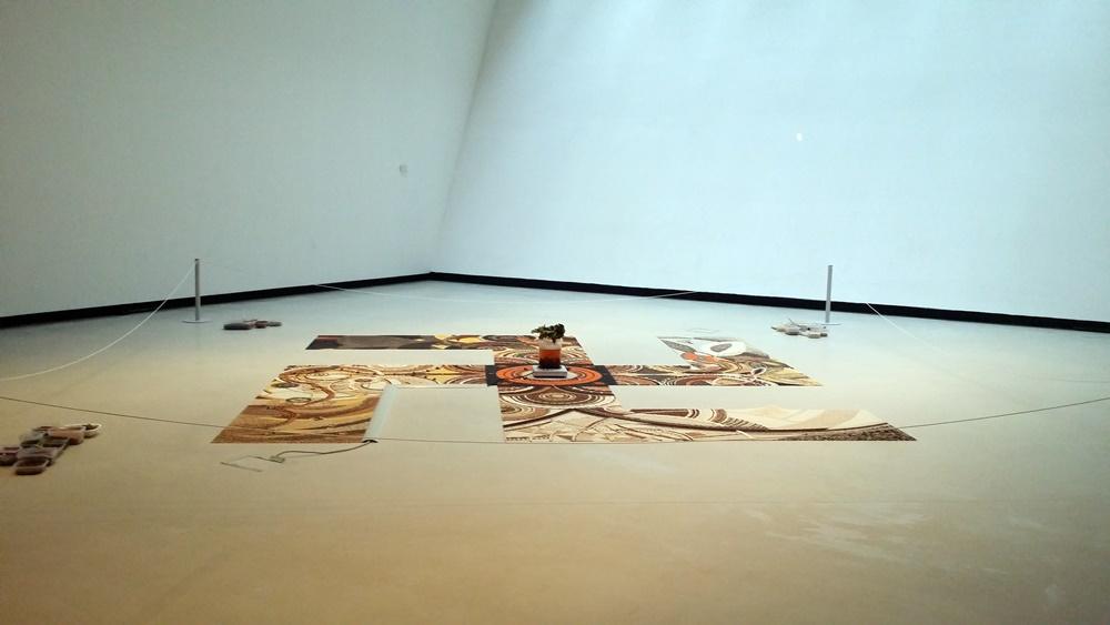 イタリア国立21世紀美術館作品