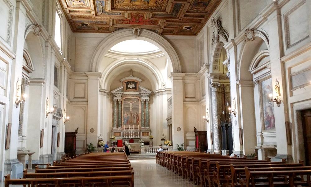 サン・セバスティアーノ聖堂