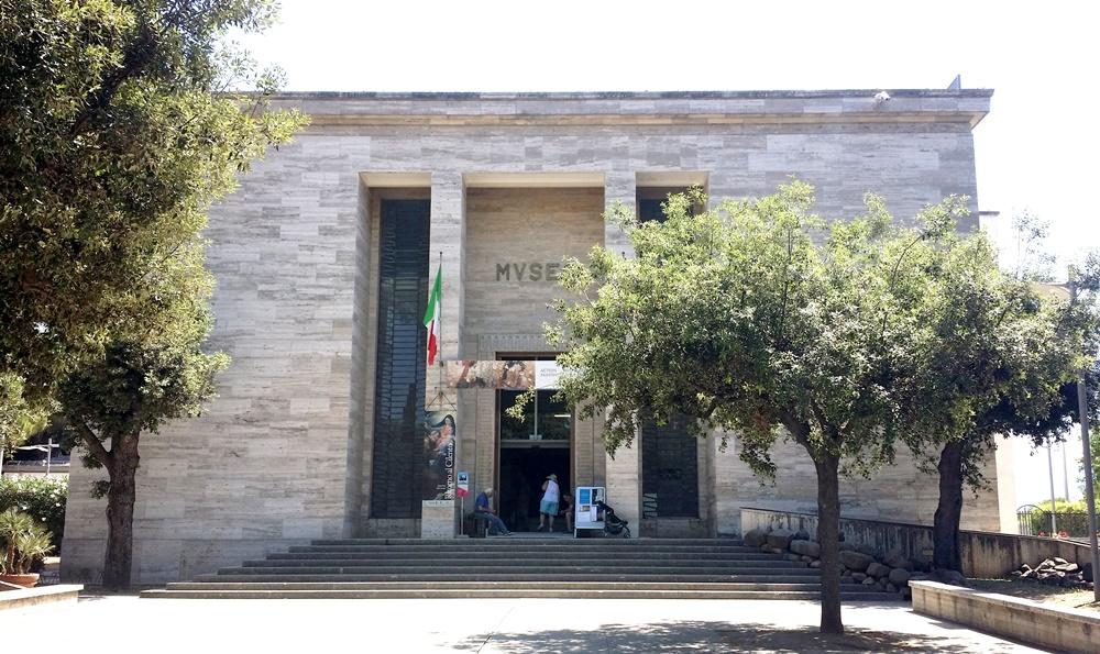 パエストゥム考古学博物館