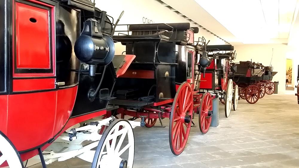 ヴィッラ・ピニャテッの馬車の博物館