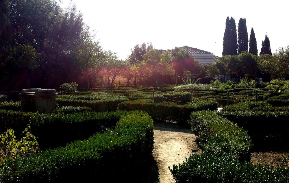 ファルネジアーニ庭園