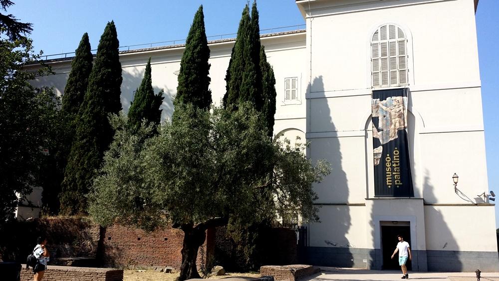 パラティーノ博物館