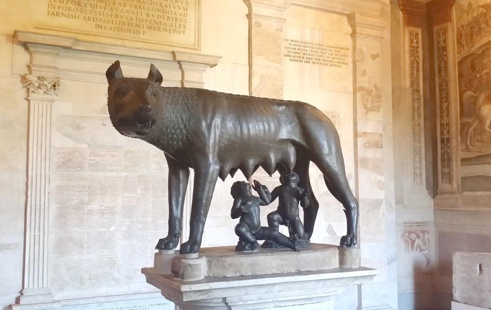カピトリーノの雌狼