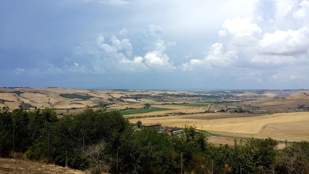 タルクィニアの高原