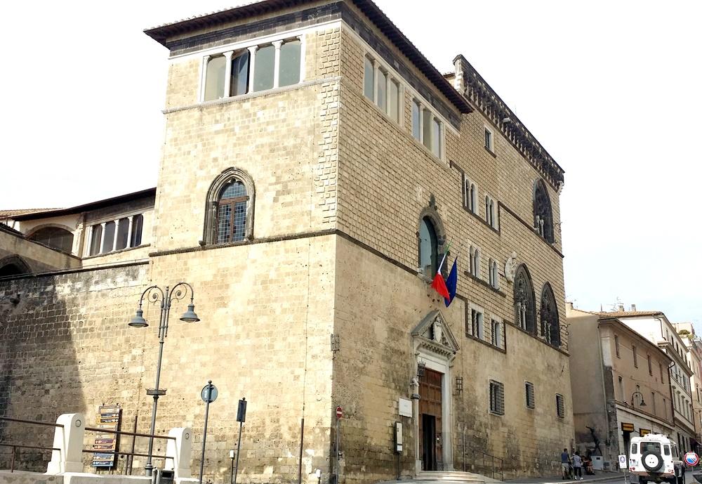タルクィニア考古学博物館