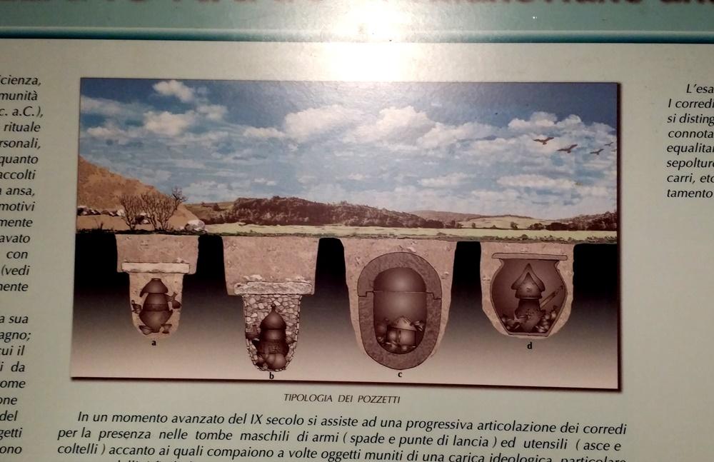 タルクィニアの壺の説明