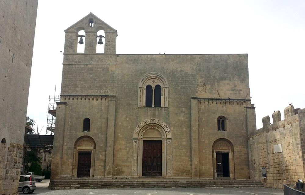 タルクィニアの教会