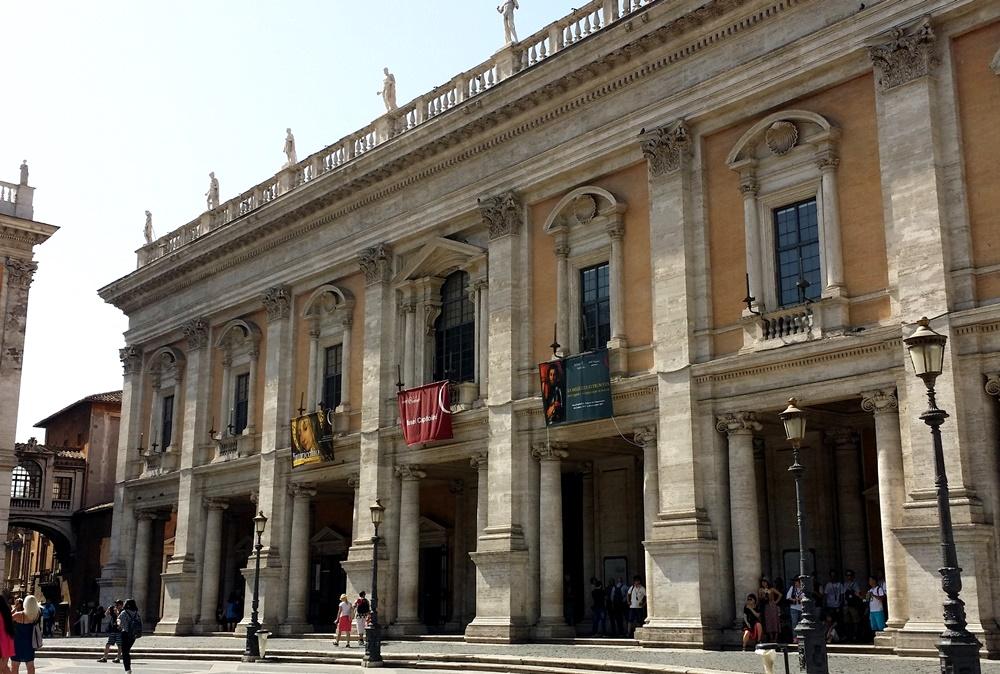 カピトリーニ美術館旧館