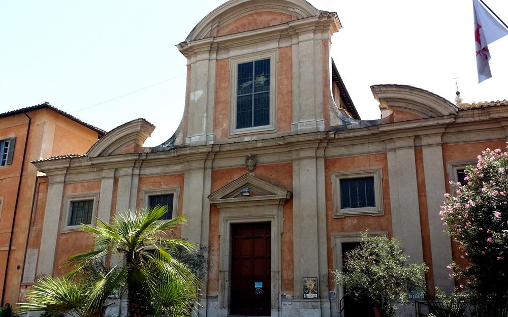 サン・フランシスコ・ダッシージ・ア・リーパ教会