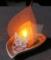 スケルトンリーフ+LED