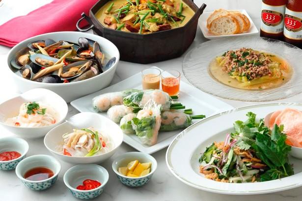 レストランダナンおすすめベトナム料理
