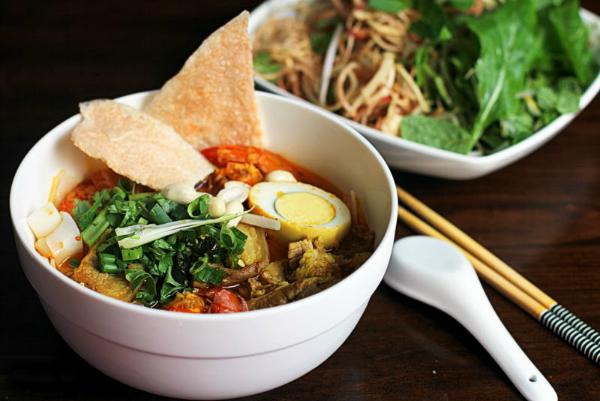 ベトナム料理ダナンレストランミークワン
