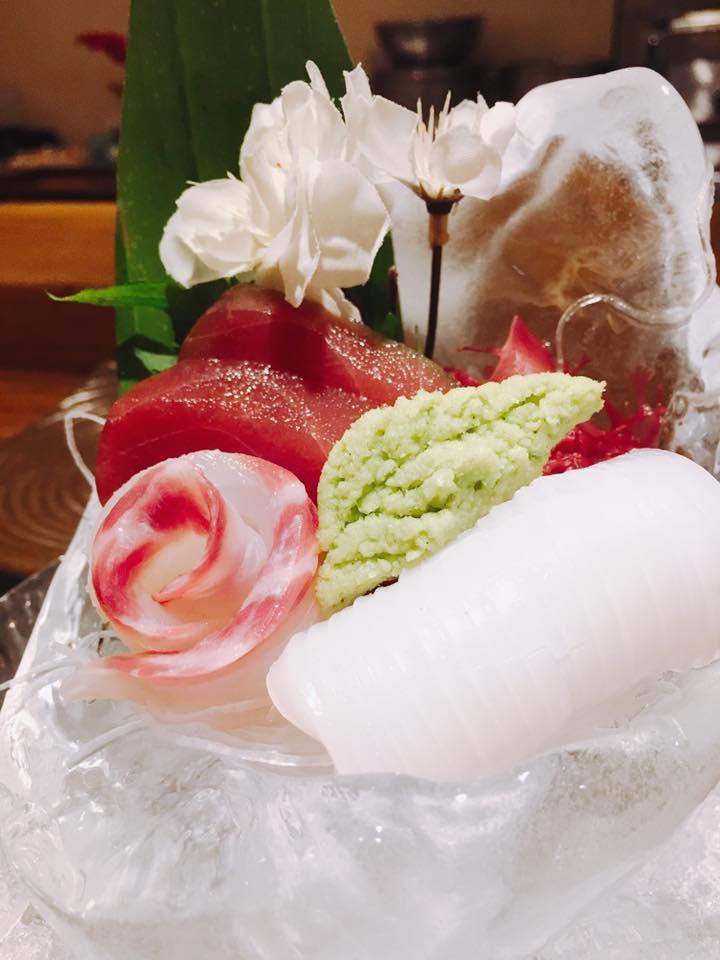 ダナンレストラン海鮮寿司シーフード鮨兵衛