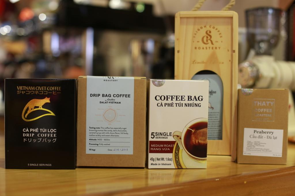 ダナンベトナムコーヒーお土産おすすめ観光情報