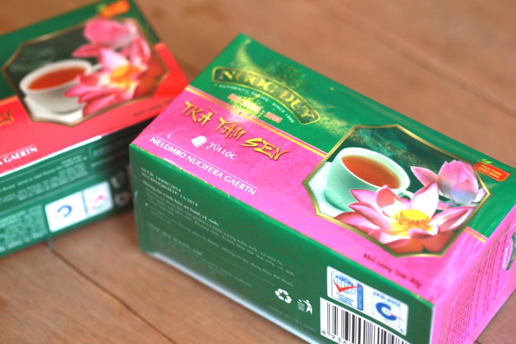 観光お土産情報ダナンハス茶