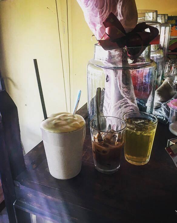 ダナンベトナムカフェ観光情報コーヒー