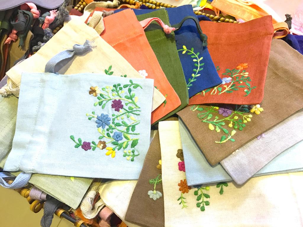 お土産souvenirダナン刺繍