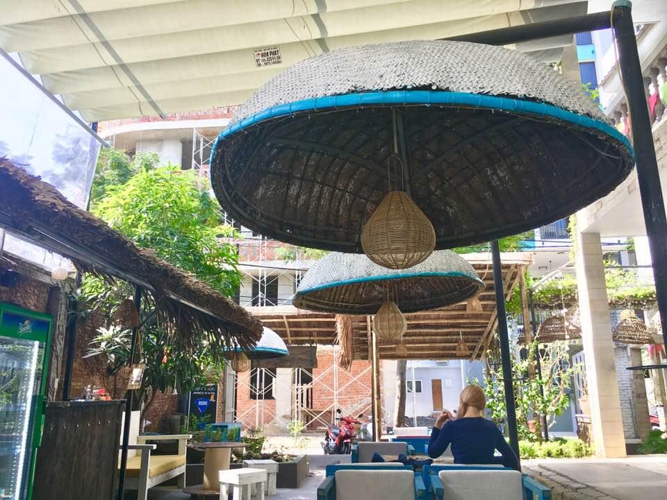 オープンカフェダナンベトナム