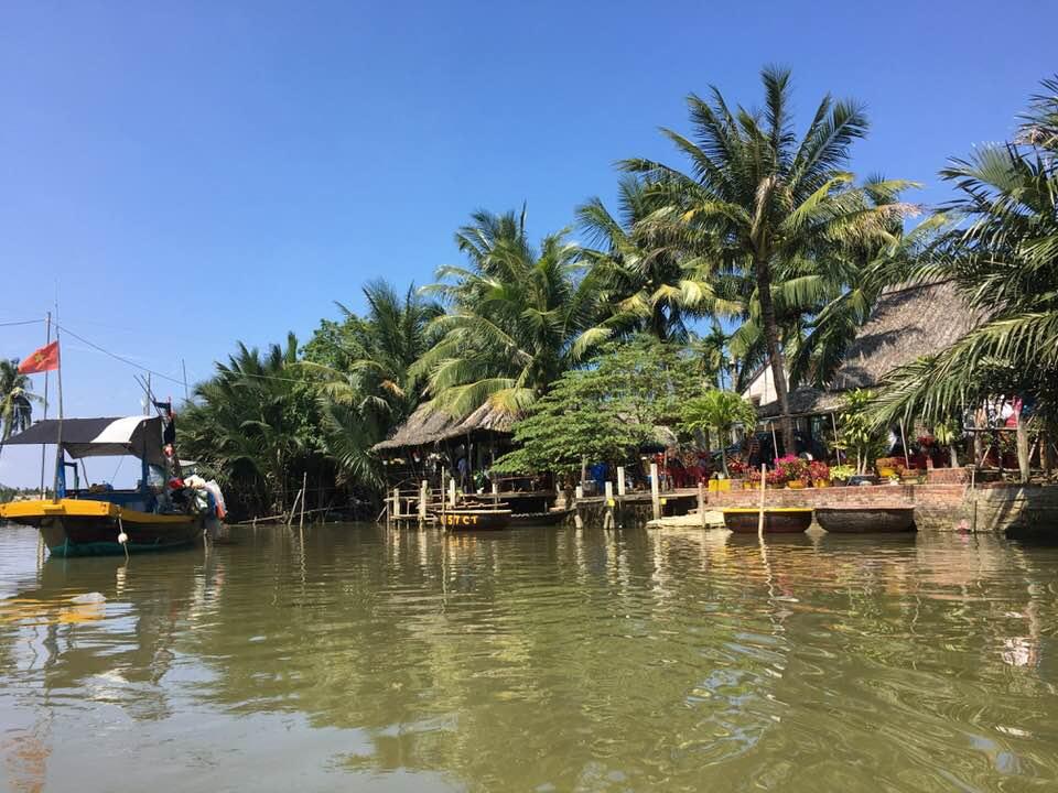 旅行観光ベトナムホイアン