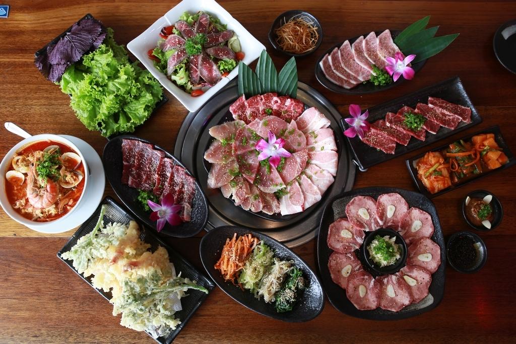 ダナン日本食韓国料理焼肉