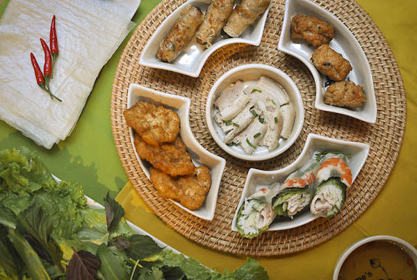 ダナンベトナム料理レストラン