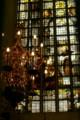 聖ミッシェル大聖堂の中。お祈りゾーン。観光客はこれ以上入れない。