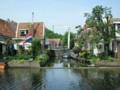 オランダ、ベルギー旅行も最後。今日の写真。絵本の様な街、エダム。