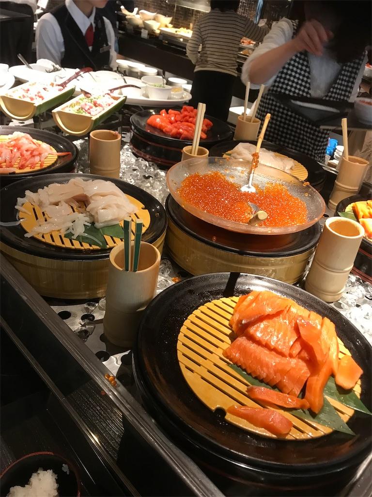 函館国際ホテルは海鮮丼が食べ放題なんです!