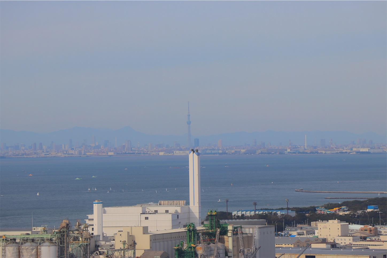 千葉ポートタワー スカイツリー