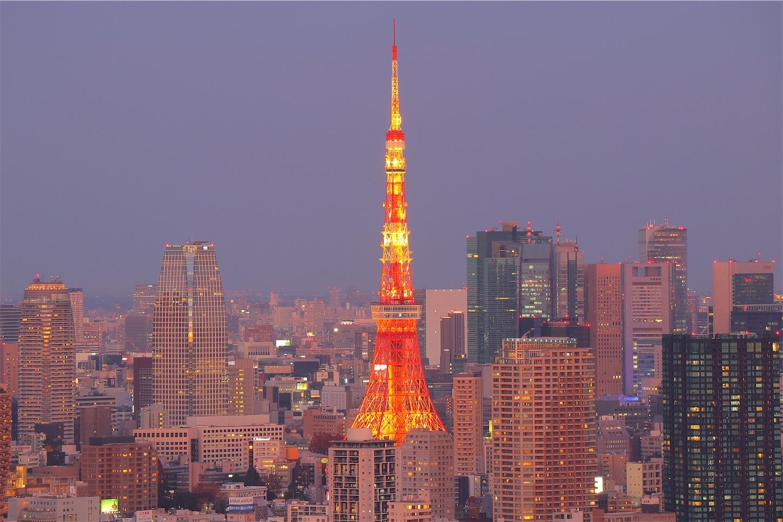 恵比寿ガーデンプレイスタワー 東京タワー