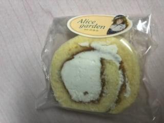 プチロールケーキ プレーン 白金台アリスガーデン