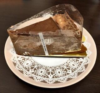 ミルクレープ ダブルショコラ
