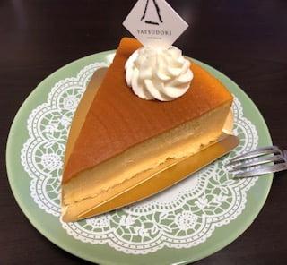 YATSUDOKI ふわふわスフレチーズケーキ