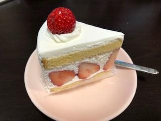 いちびこ いちごのショートケーキ