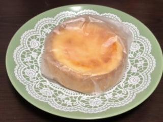 バスク風チーズケーキ2