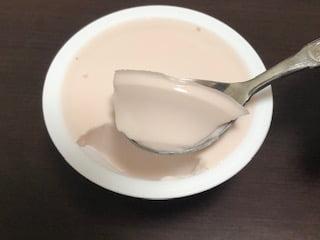 ロルフの「レアチーズケーキ(ストロベリー)」