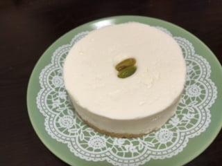濃厚レアチーズケーキ(パティスリー ラネージュ)