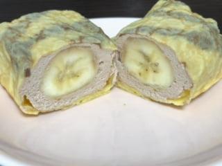 しあわせチョコバナナクレープ(ドンレミー)2