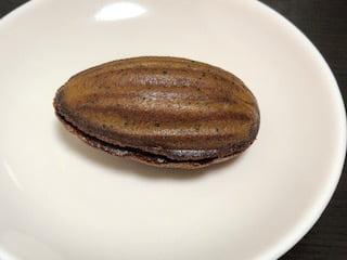 アーモンドケーキ アールグレイ