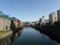 修学旅行 小樽運河