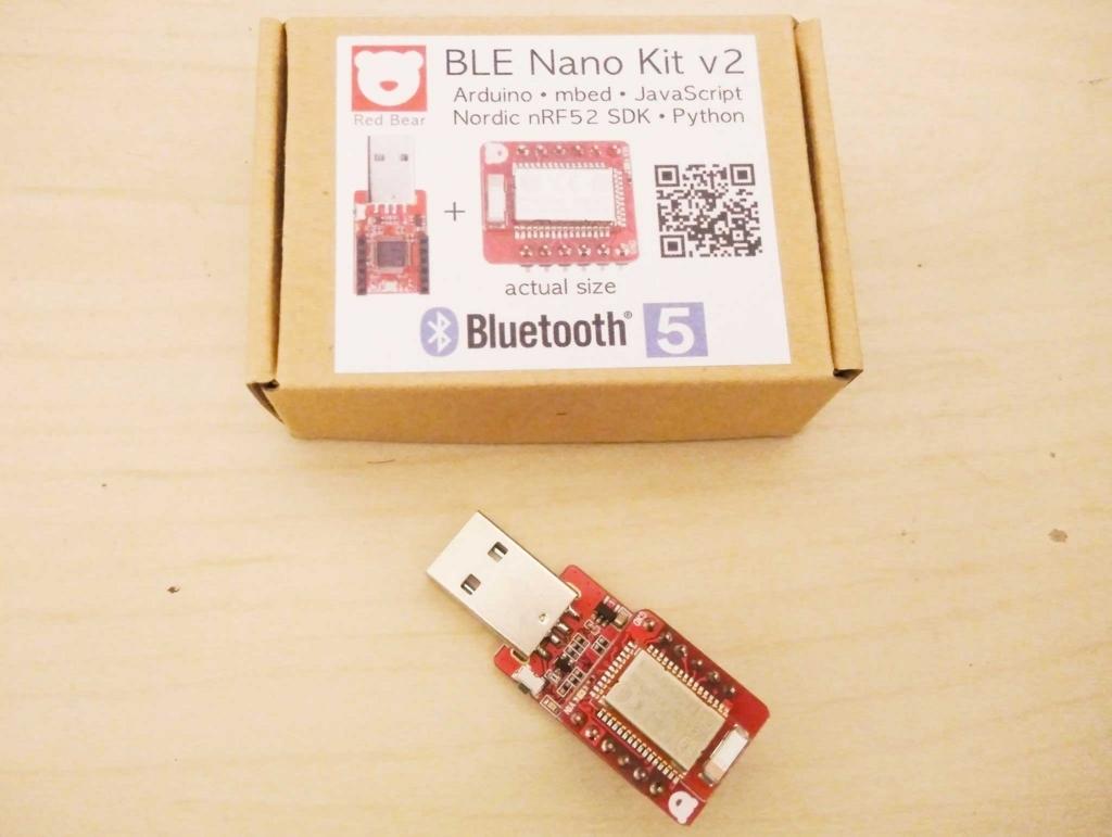 Arduino】BLE NanoでスマートフォンとBLE通信する - おもちゃラボ