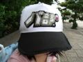 バ部の帽子