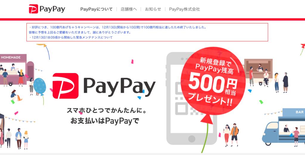 PayPayの100億円あげちゃうキャンペーンがそろそろ終了しそうな気がしてきたからビックカメラで爆買いしてきた