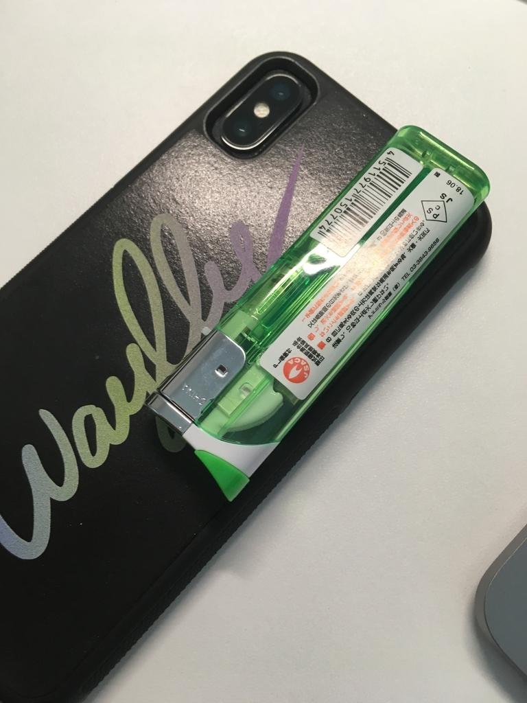 【レビュー】iPhoneXケース「WAYLLY」(ウェイリー)は壁に貼り付ける機能抜きにしても普通にスマホケースとしていい!