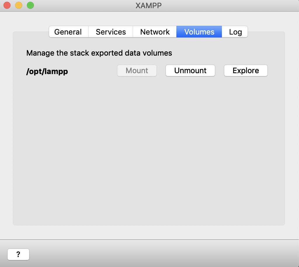 Mac版のXAMPPでフォルダの権限を変更する方法(PHP)