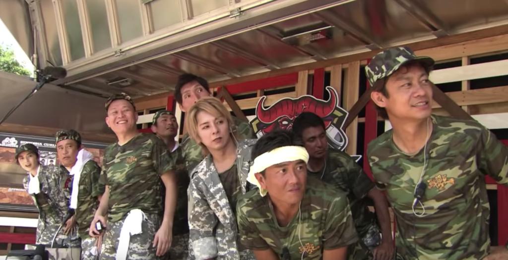 Amazonプライムビデオの「戦闘車 シーズン2」はプロのカースタントが見られる珍しい作品だった